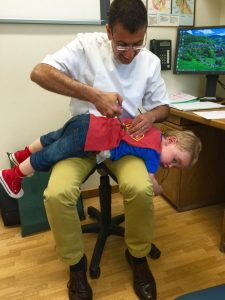 Even Super Heroes need the occasional help of a chiropractor at Cliffs Chiropractor Southend