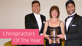 chiropractors of the year