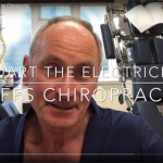 patient at cliffs chiropractor southend