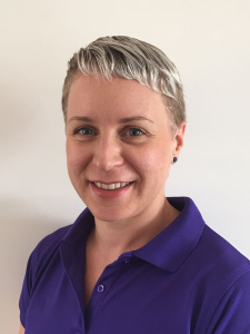 Emma Chaplin massage therapist at cliffs chiropractor southend