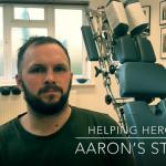 Helping Heroes - Aaron's Story