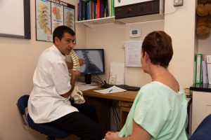 chiropractor southend consultation