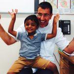 chiropractic for children at Cliffs Chiropractor Southend