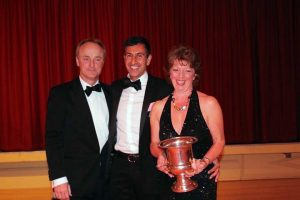 Cliffs Chiropractor Southend receive Chiropractor of the Year