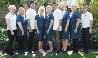 The Team at Cliffs Chiropractic Clinic in Southend-on-Sea