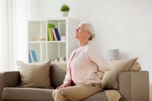 back care advice for older people from our chiropractor in southend
