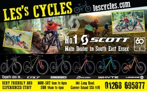 Get On Your Bike For Less At Les's Cycles
