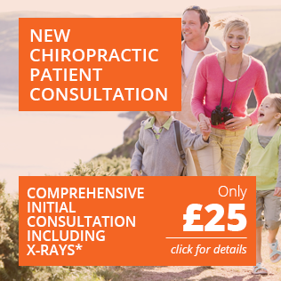 chiropractic offer Southend