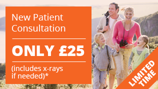 new chiropractic patient offer